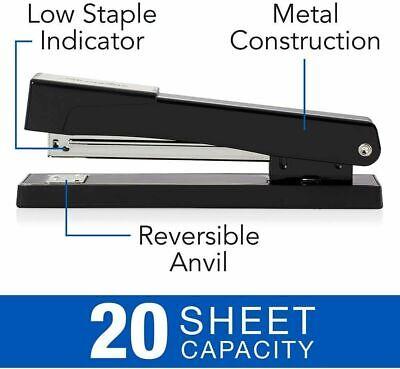 Swingline Commercial Desk Stapler Light Duty All Metal Manual Office Home Use