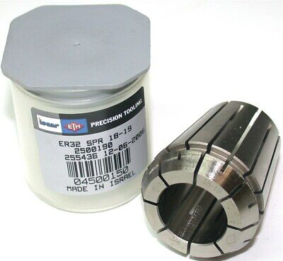 """NEW-IN-BOX ER32 COLLET 1//4 INCH .0002/"""" ACCURACY CHEAPEST USA SUPPLIER !! NEW"""
