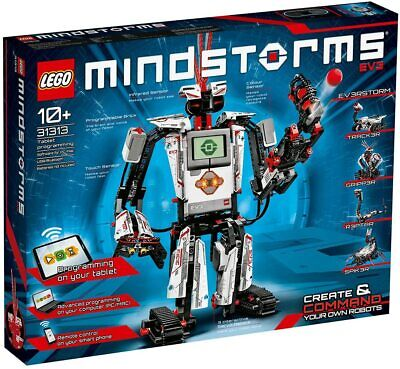 NIB! LEGO MINDSTORMS EV3 31313 Robot Kit with Remote Control