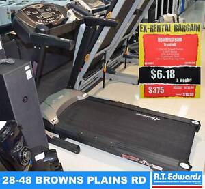 Healthstream 2.0HP Auto Incline Treadmill with Warrranty Browns Plains Logan Area Preview