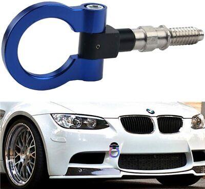 BLUE TOW HOOK FOR BMW E60 E63 E65 E46 E81 E30 E36 E90 E91 E92 E93 F10 F30 M3 M5