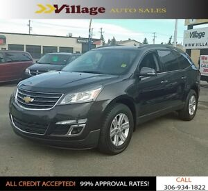 2014 Chevrolet Traverse 2LT Bose Audio System, Bluetooth, Sir...