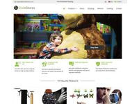 Dropshipping Business For Sale | General Stores with various types