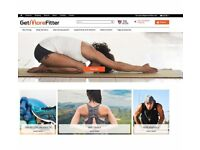 Dropshipping Business For Sale | Health and Fitness