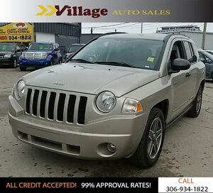 2009 Jeep Compass Sport/North All Wheel Drive, Heated Seats,...