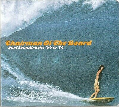 chairman of the board cd surf soundtracks 39 64 to 39 74 5014797020719