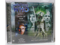 3 Doctor Who – Big Finish full cast radio plays