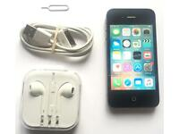 Apple iPhone 4S 16GB- Black
