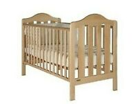 Mamas & Papas Lucia Cot / Junior Bed (cot & bed in one!) > GBP200 NEW