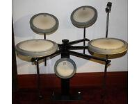 Remo Professional Practice Drum Kit