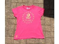 Glasgow 2014 Commonwealth Games official T Shirt Size M