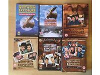 Northern Exposure box set dvds
