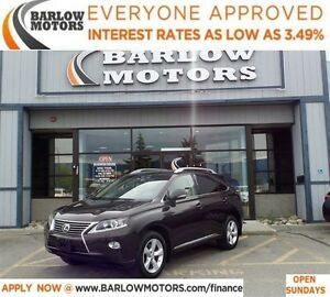 2013 Lexus RX 350 *EVERYONE APPROVED* APPLY NOW DRIVE NOW.