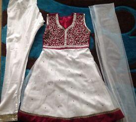 Indian/Pakistani girls suits various sizes