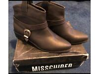 Brand New Miss guided boots size 6