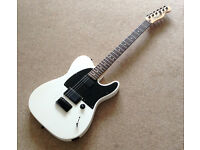 Squier Jim Root Telecaster electric guitar ...PRICE DROPPED for quick sale