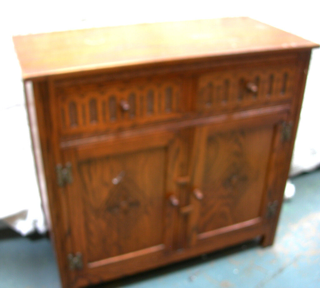 Collectable Vintage Jaycee Oak CupboardDrawer Unit (WH 3542in Radcliffe, Manchester - Collectable Vintage Jaycee Oak Cupboard & Drawer Unit Collection Only from our Furniture Warehouse (M26 1AD Radcliffe, Bury) (WH 3542)