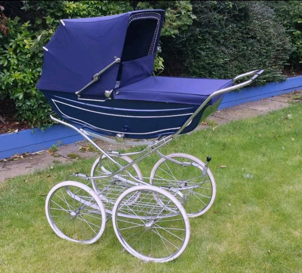 Marmet Coach Built Pram In Swadlincote Derbyshire Gumtree