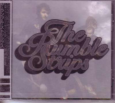 RUMBLE STRIPS Mustn't 8 TRX JAPAN CD w/3 VIDEO & 5 (Rumble Strips)