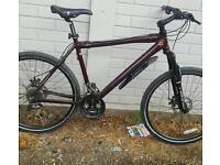 Mens Diamondback Hybrid/ Mountain bike Medium frame.