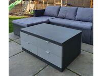 Newly refurbished G Plan coffee table