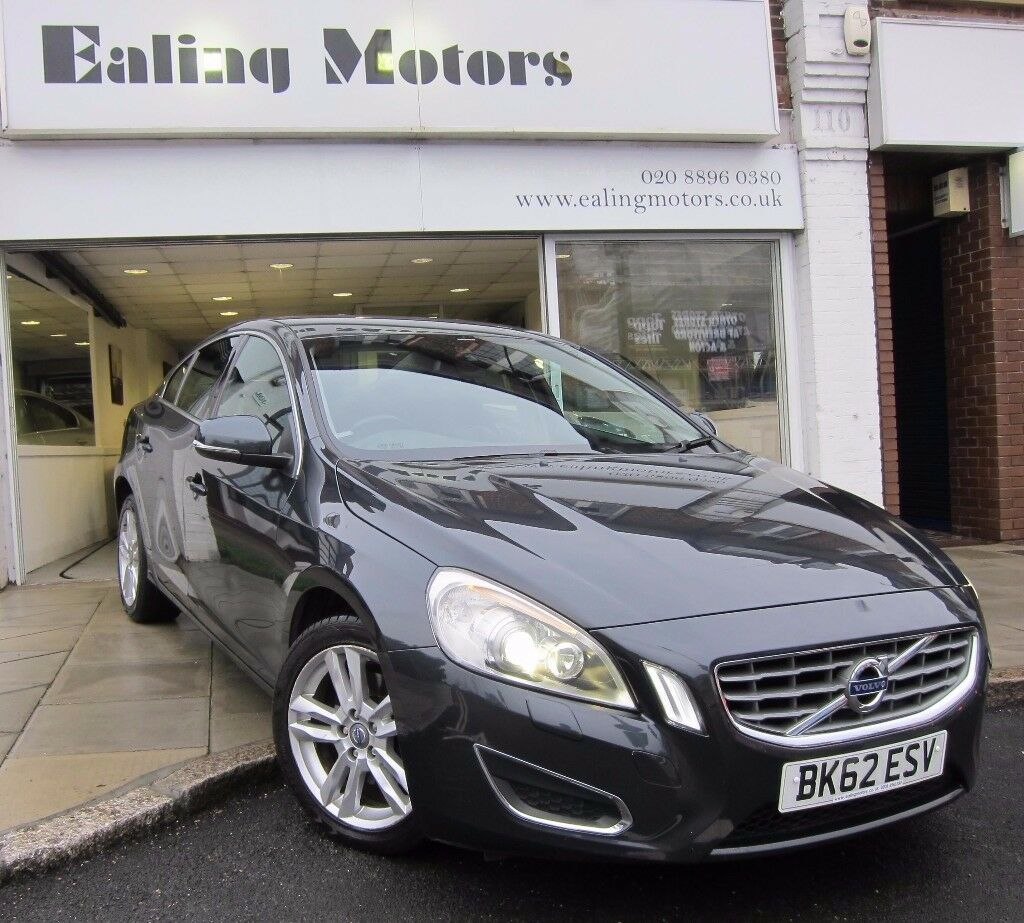 2012 VOLVO S60 SALOON,AUTOMATIC,DIESEL,LEATHER,BLUETOOTH