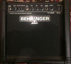 Behringer V-Tone GM108 Guitar Amp