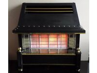 Flavel Regent Electronic 4.4 KW Gas Fire (Pewter)