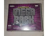 Karaoke mega pack 500 songs !
