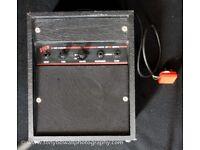 Sega Sound Rockette - Lovely retro looking practice amplifier.