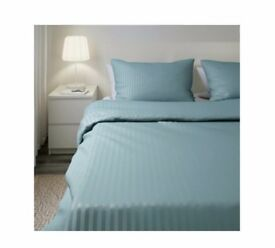 Brand new IKEA Quilt cover and 2 pillowcases