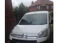 CITROEN BERLINGO 625 hdi 75 new facelift model on 58 reg