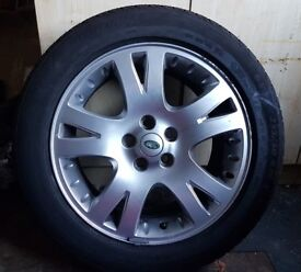 Range Rover Land Rover Alloys Wheels Tyres