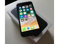 iPhone 7 black matt 32GB unlocked