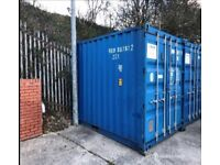 Shipping Container available to rent for Storage in Chorley (PR7) - 80 Sq Ft