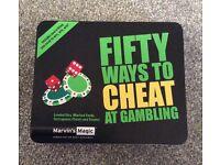 Fifty Ways To Cheat At Gambling