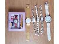 Assortment of 6 Ladies Watches.