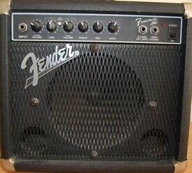 Fender Amp.