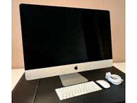 Apple iMac 27 Retina i7 4.0 5K - 32Gb Ram - 256GB SSD - 4Gb M395x - Excellent Condition