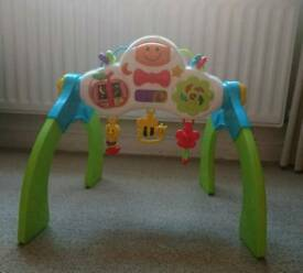 3 way baby activity center