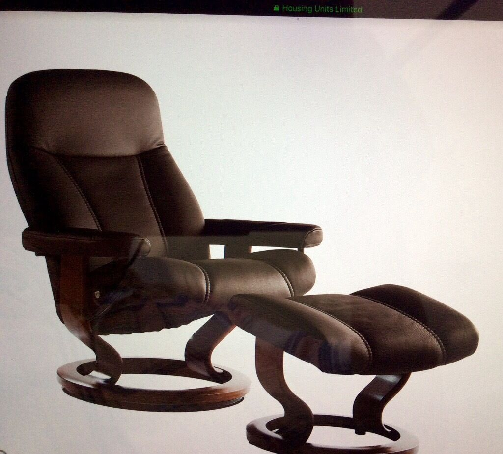 Ekornes Stressless Recliner Price Reduced In Lennoxtown Glasgow Gumtree