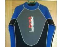 NALU Wavewear XL Full Adults Long Wetsuit.New Condition.