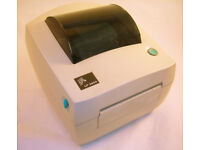 ZEBRA LP2844 Direct Thermal Barcode Shipping Label Receipt Printer VGC (WH_2603)