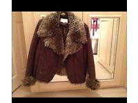Lakeland fur trim jacket