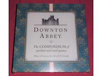 'Downton Abbey' Compendium Of Parlour & Card Games (new)