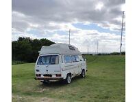 VW T25 Camper Van for Sale