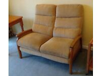 Parker Knoll Cottage Style 2 Seater Sofa