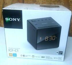 Sony ICF-C1 Alarm Clock with Fm Radio