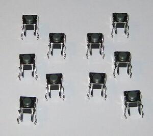 10-X-Momentary-Pushbutton-Micro-Switches-Right-Angle-PC-Board-Mount-Motorola