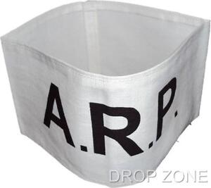 WWII British Civil Defence Arm Band - ARP Air Raid Precautions